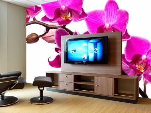 Fotomural Decorativo Orquideas 3