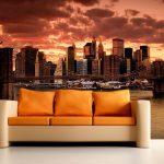 fotomural-decorativo-atardecer-en-nueva-york-