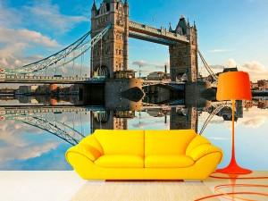 Fotomural Decorativo Puente de Londres