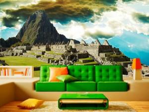 Fotomural Decorativo Machu Pichu Peru