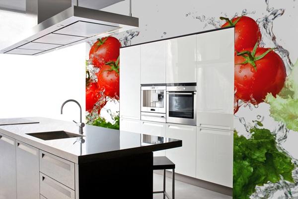 Decoracion mueble sofa fotomurales para cocina - Fotomurales cocina ...