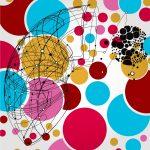 abstracto circulos color