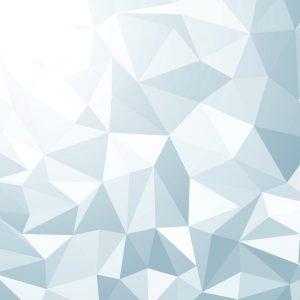 Fotomural Decorativo Diseños Abstractos: Cielo geométrico