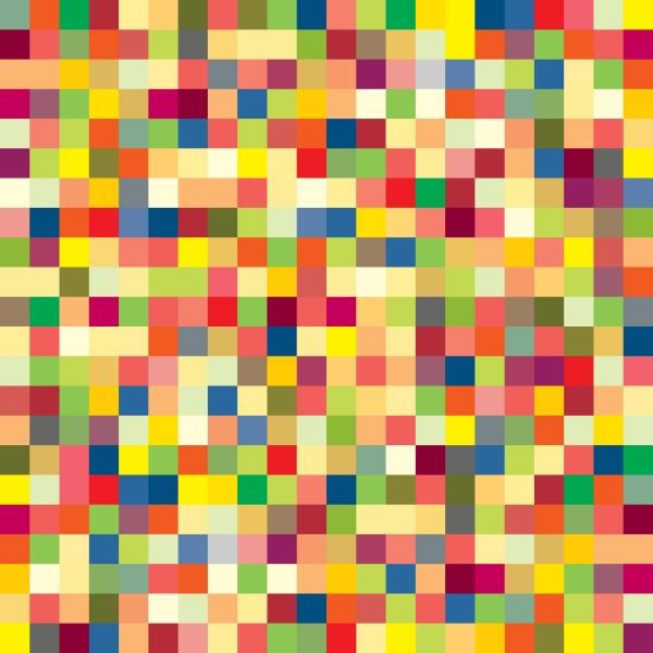 Fotomural decorativo dise os abstractos cuadros colores mosaico fotomurales decorativos - Mosaico de colores ...
