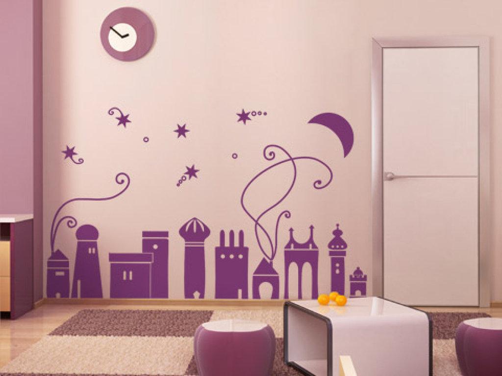 Vinilos para tu hogar - Decoracion dormitorios juveniles pintura ...