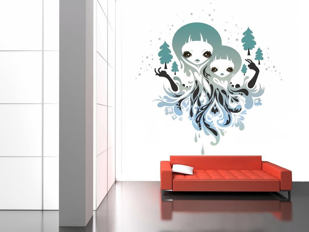 Vinilos decora tus espacios for Donde venden stickers decorativos