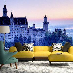 Fotomural Decorativo Castillo Europeo