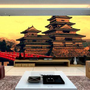 fotomural castillo japones feudal3 300x300 - Fotomurales de Ciudades y Urbanos