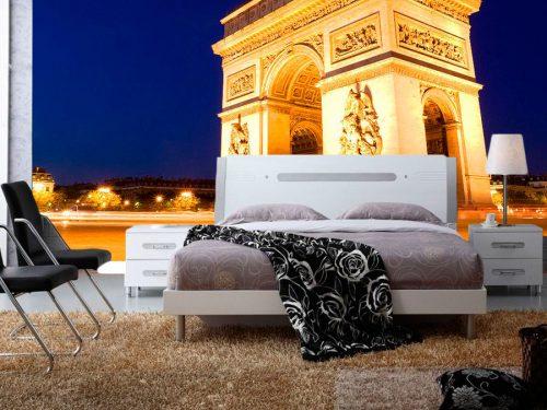 fotomural decorativo arco del triunfo paris2 500x375 - Fotomurales de Ciudades y Urbanos
