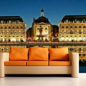 fotomural decorativo castillo europeo francia 1 300x300 - Fotomurales de Ciudades y Urbanos