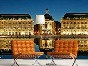 fotomural decorativo castillo europeo francia 3 300x225 - Fotomurales de Ciudades y Urbanos