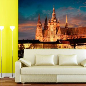 fotomural decorativo castillo praga 1 300x300 - Fotomurales de Ciudades y Urbanos