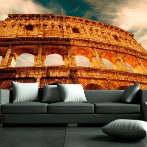 Fotomural Decorativo Coliseo Romano Italia