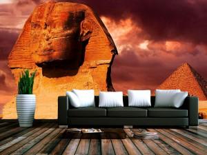 fotomural decorativo esfinge egipto3 300x225 - Fotomurales de Ciudades y Urbanos