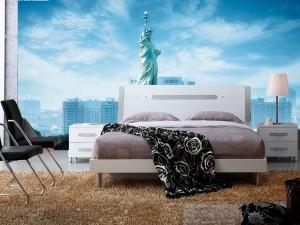 fotomural estatua de la libertad nueva york usa3 300x225 - Fotomurales de Ciudades y Urbanos
