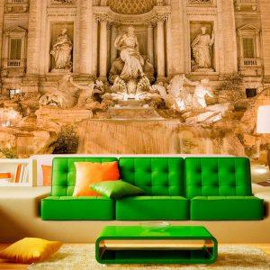 Fotomural Decorativo Fuente de Trevi 2 Roma Italia