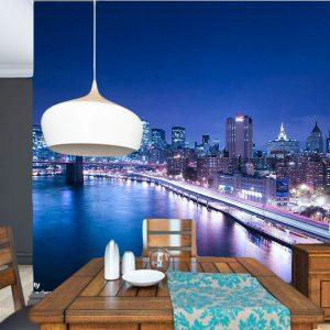 fotomural puente brooklyn nueva york3 300x300 - Fotomurales de Ciudades y Urbanos