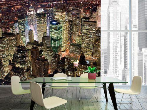 fotomural-rascacielos-nocturnos-nueva-york3