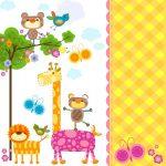 Girafa Feliz