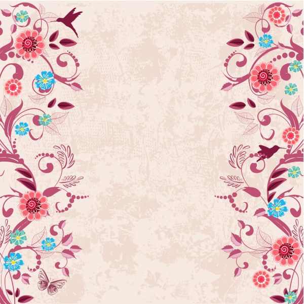 Flores Bailarinas