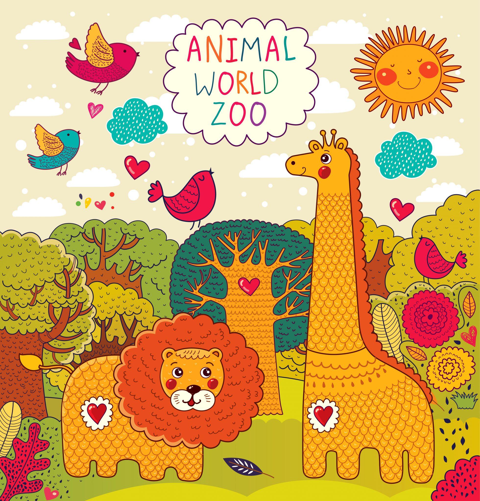 El zoologico feliz