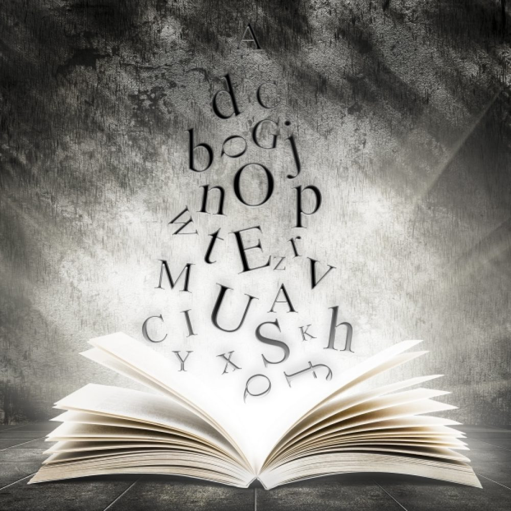 libro letras