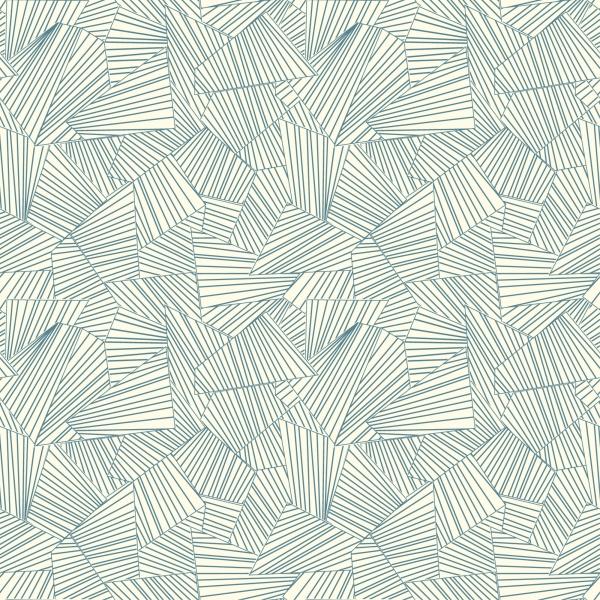 abstracto rayado azul