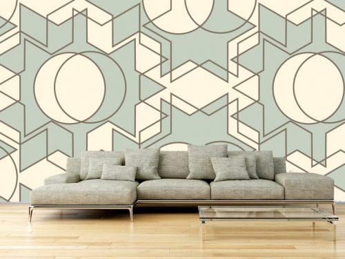 abstracto soles gris y bco