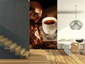 Fotomural Decorativo Cocina y Comedor: Café sabor intenso