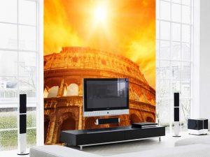 Fotomural Decorativo para Sala: Coliseo