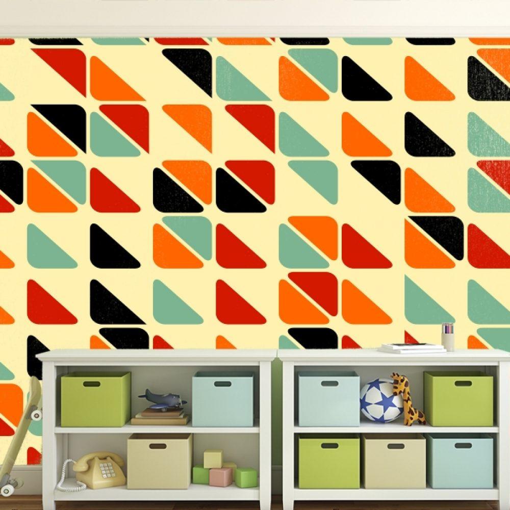 collage triangulos
