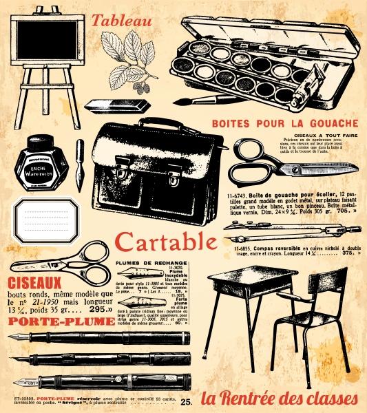 utiles de artista