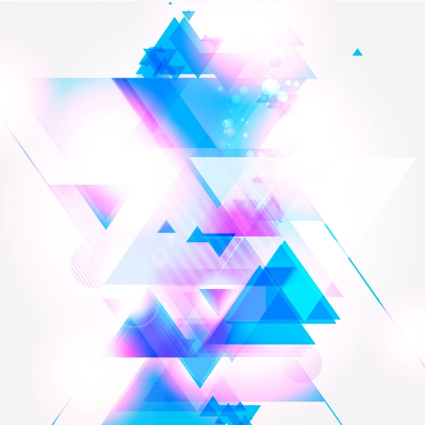 azules fractales