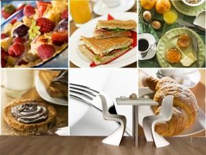 Fotomural Decorativo Cocina y Comedor: Desayunos