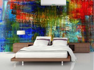 Fotomural Decorativo para Dormitorio: Impresionismo