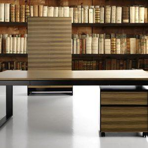 Fotomural Decorativo Oficina: Libros y Libros