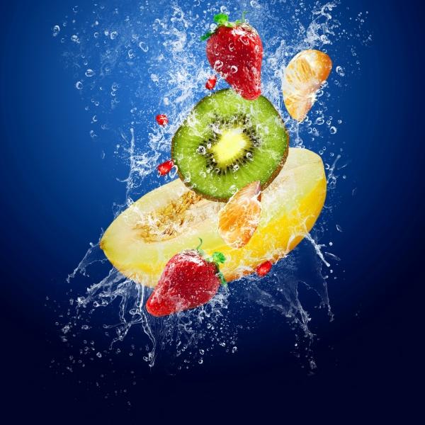 Explosión frutal