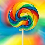 Paleta arcoiris
