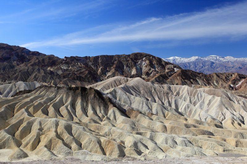 montañas de arena