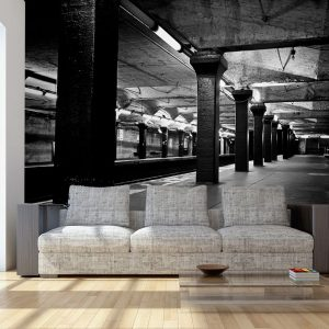 Fotomural Decorativo para Sala: Subterraneo