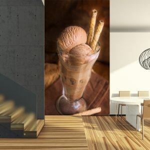 Fotomural Decorativo Cocina y Comedor: Copa de helado