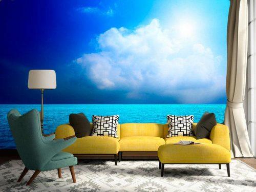 fotomural horizonte marino 500x375 - Fotomurales México Creamos tus espacios
