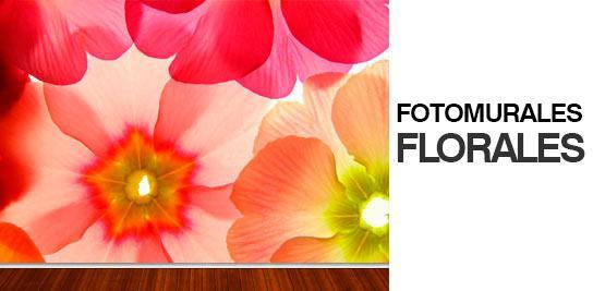 Fotomurales de flores - Tienda de Fotomurales Decorativos México