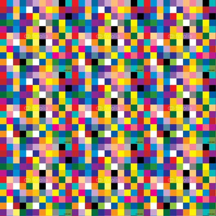 Fotomurales mexico papeles pintados abstracto cuadrado 1 - PapelTapizAbstracto Cuadros de Colores 01