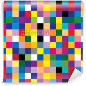 Fotomurales mexico papeles pintados abstracto cuadrado 300x300 - Papel Tapiz