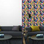 Fotomurales-mexico-papeles-pintados-abstracto-cuadrado 5