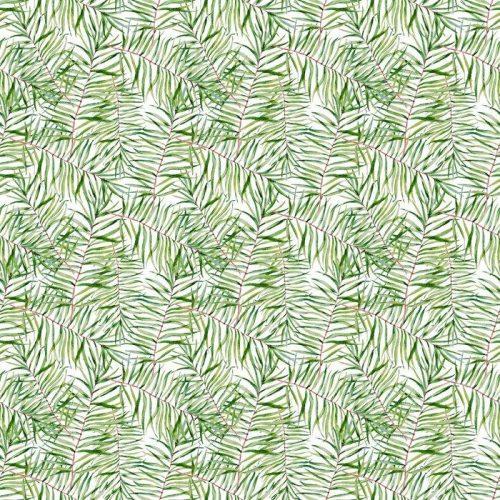 Fotomurales mexico papeles pintados autoadhesivos acuarela patron de hojas tropicales 1 500x500 - Papel Tapiz Hojas Tropicales Tipo Acuarela en Fondo Blanco 01