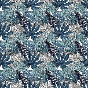 Fotomurales mexico papeles pintados autoadhesivos flores exoticas tropicales y plantas con hojas verdes de palma 1 300x300 - Papel Tapiz