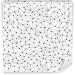 Fotomurales-mexico-papeles-pintados-autoadhesivos-fondo-poligonal-sin-patron-lineas-y-circulos