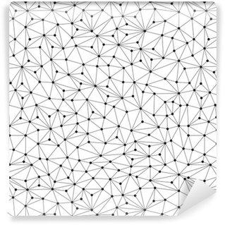 Fotomurales mexico papeles pintados autoadhesivos fondo poligonal sin patron lineas y circulos 8 - Papel Tapiz Patrón Poligonal Fondo Blanco 01